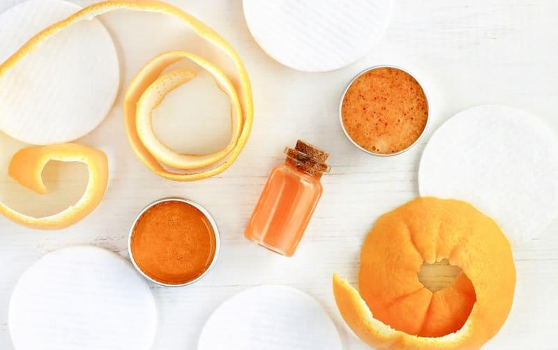 tinh dầu cam được sử dụng khá phổ biến