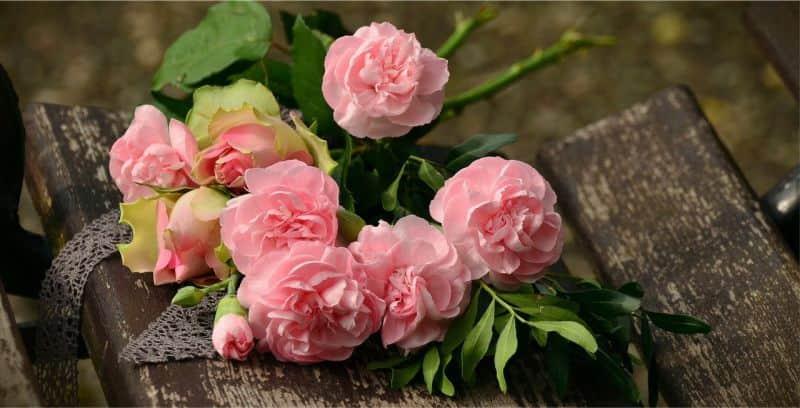 tinh dầu hoa hồng đầy quyến rũ