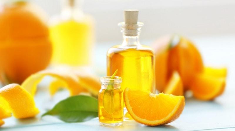tinh dầu cam đem đến sự tươi mát