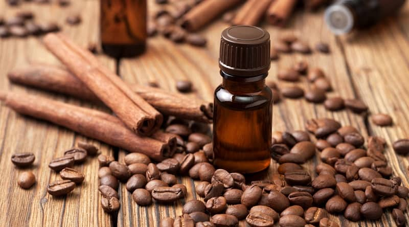 tinh dầu cà phê xe hơi