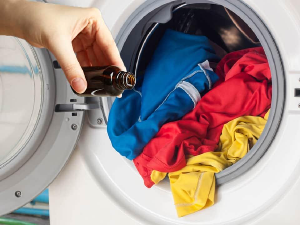 tinh dầu dùng trong giặt là
