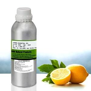 tinh dầu chanh thông dụng