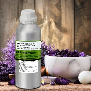 tinh dầu oải hương được dùng phổ biến