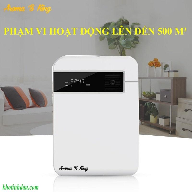 máy khuếch tán tinh dầu aroma s king c300
