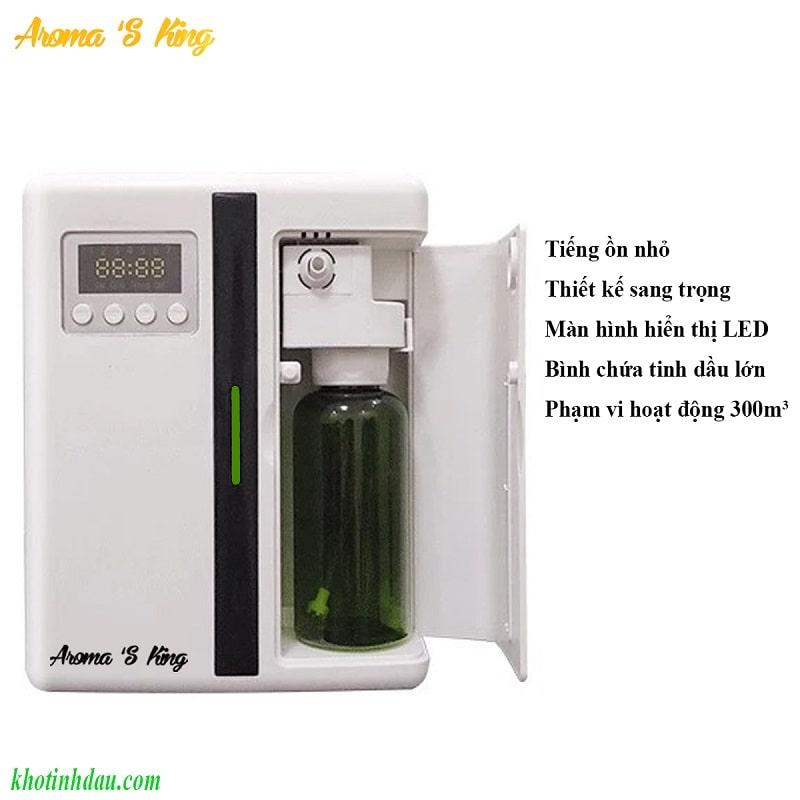 máy khuếch tán tinh dầu aroma