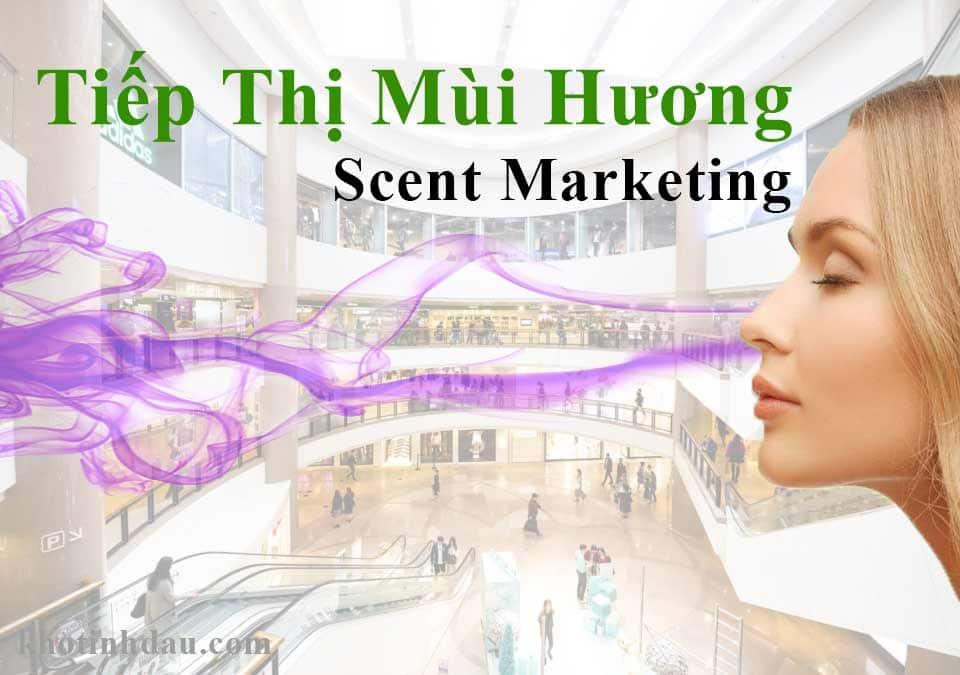 scent marketing hiệu quả