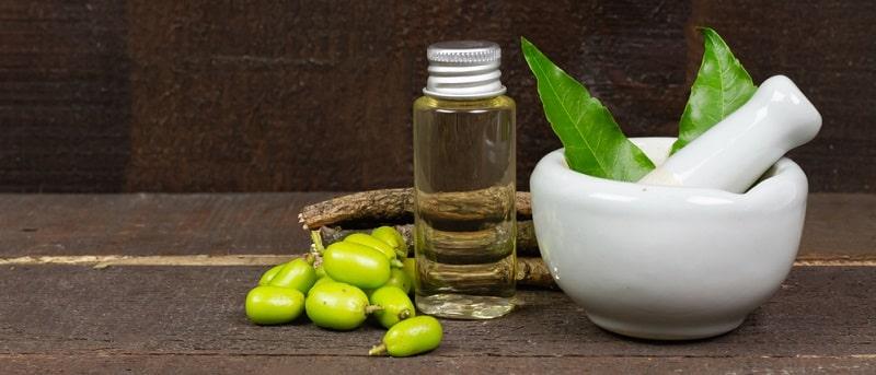 tác dụng dầu neem