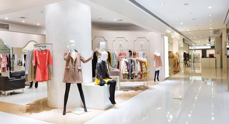 tinh dầu cho shop thời trang